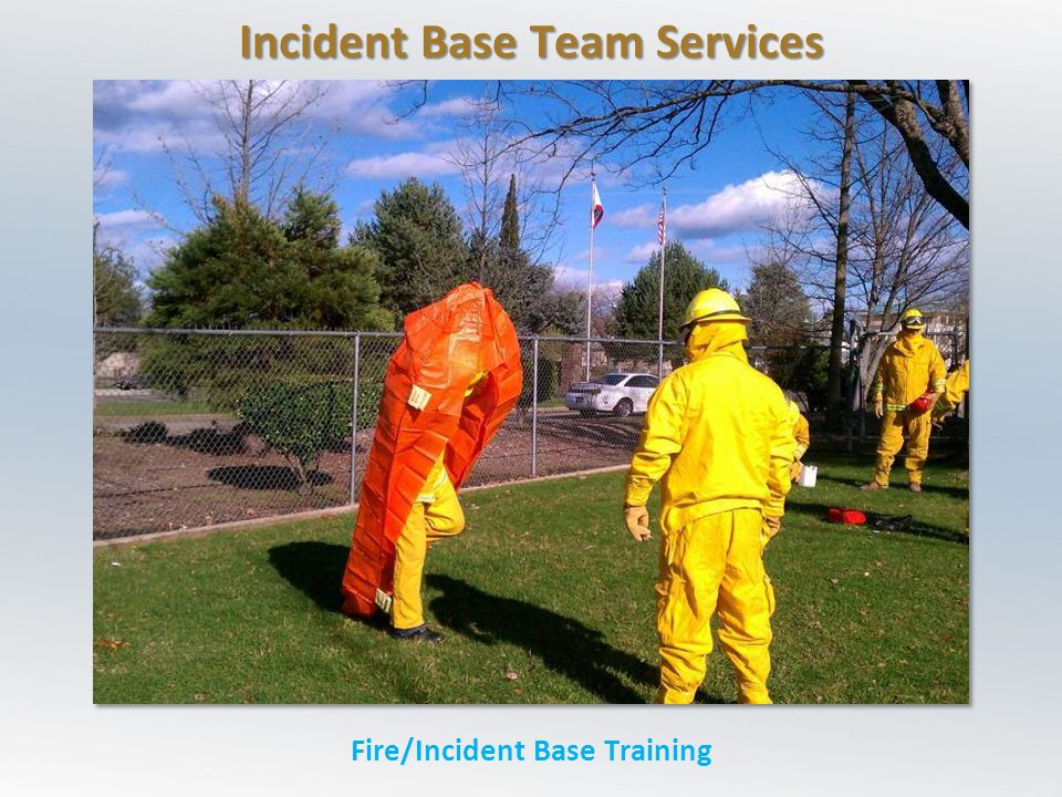 Incident Base Team Services