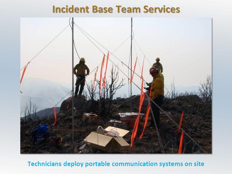 Incident Base Team Services