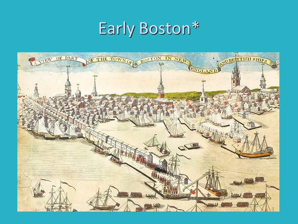 Early Boston*