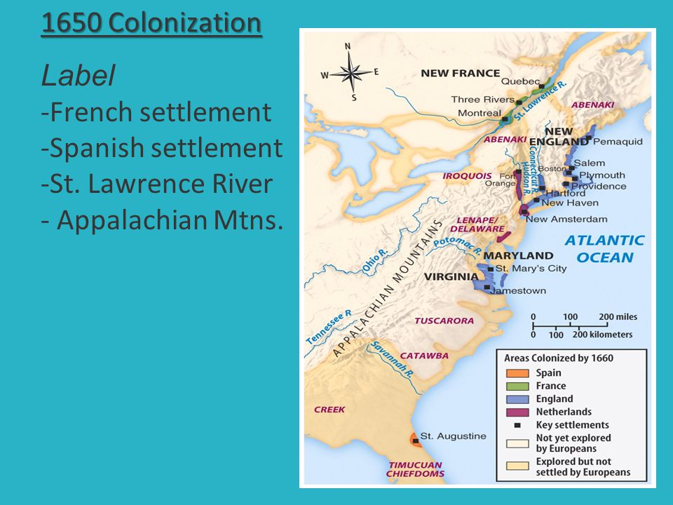 french spanish and english colonization French, dutch, and english explorers began to make inroads into the americans in the late 1500s and early 1600s the spanish lost their stronghold in north america as the french english colonization efforts in the 1500s were closer to home.