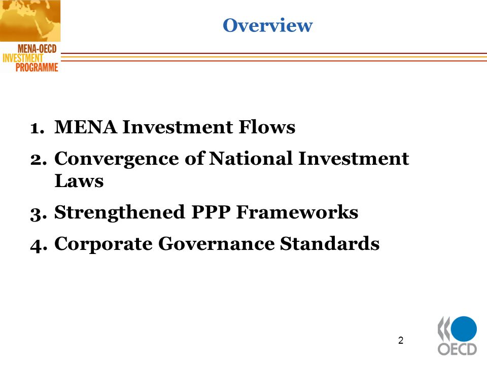 Convergence of National Investment Laws Strengthened PPP Frameworks