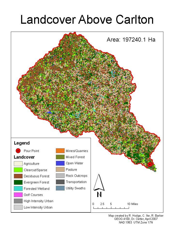 Area: 197240.1 Ha