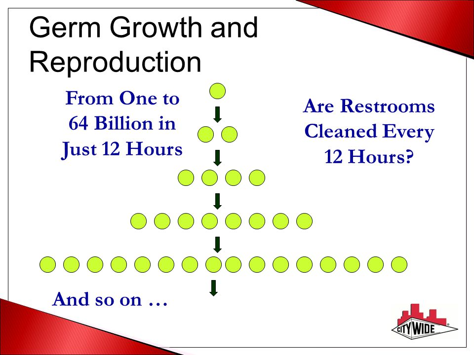 Germ Growth and Reproduction