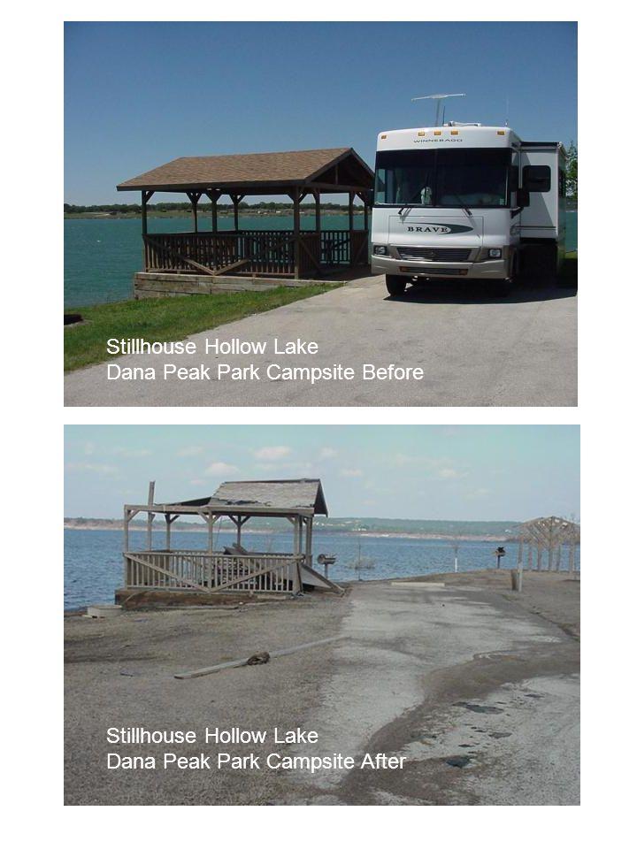 Stillhouse Hollow Lake