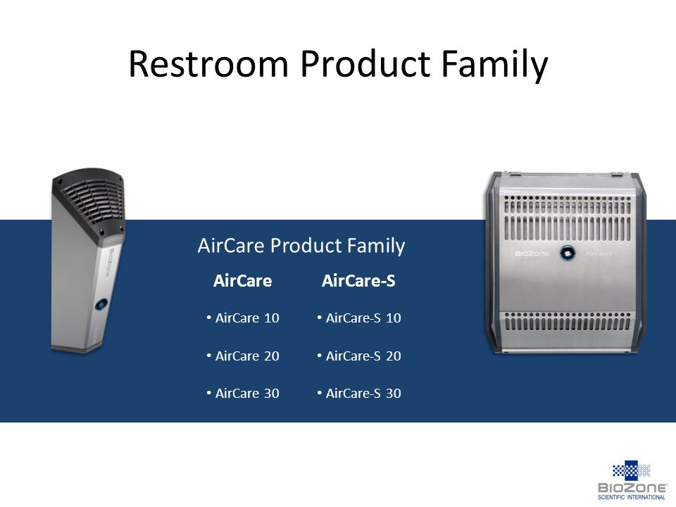 Restroom Product Family