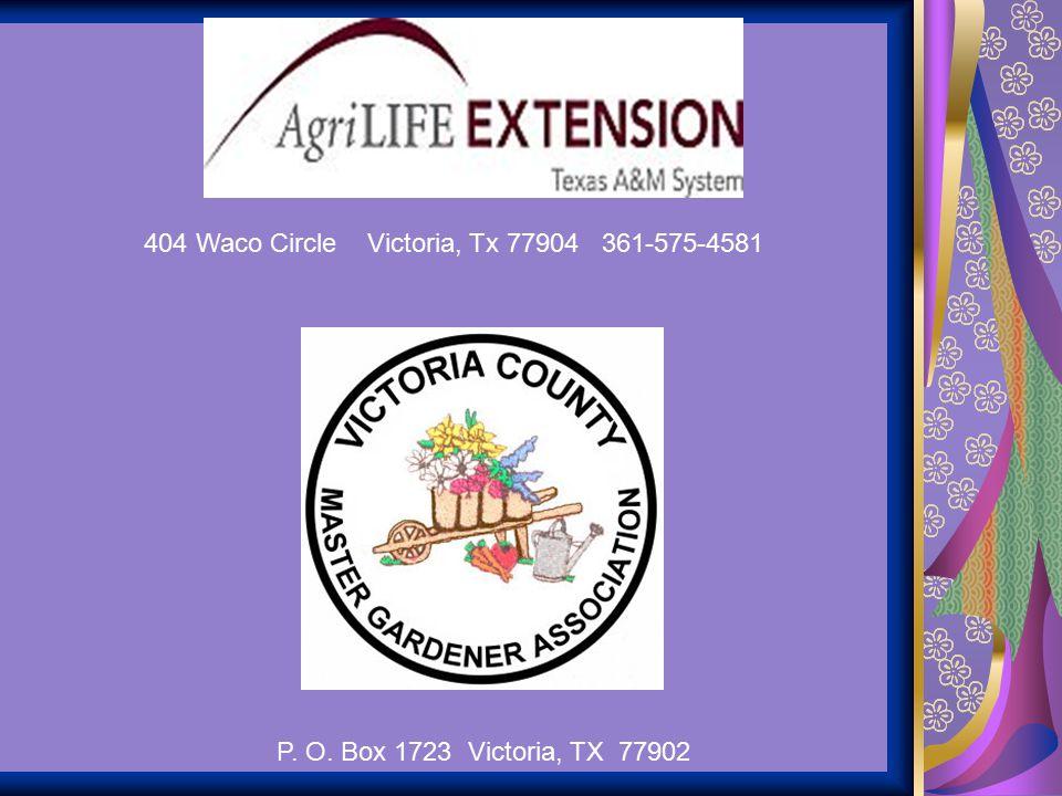 404 Waco Circle Victoria, Tx 77904 361-575-4581
