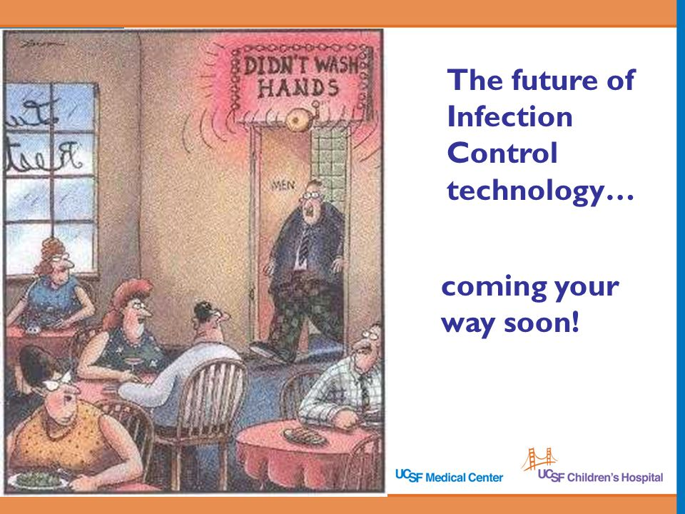 The future of Infection Control technology…