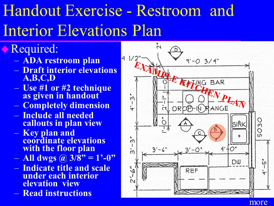 Elevation Key Plan : Interior elevations ppt video online download