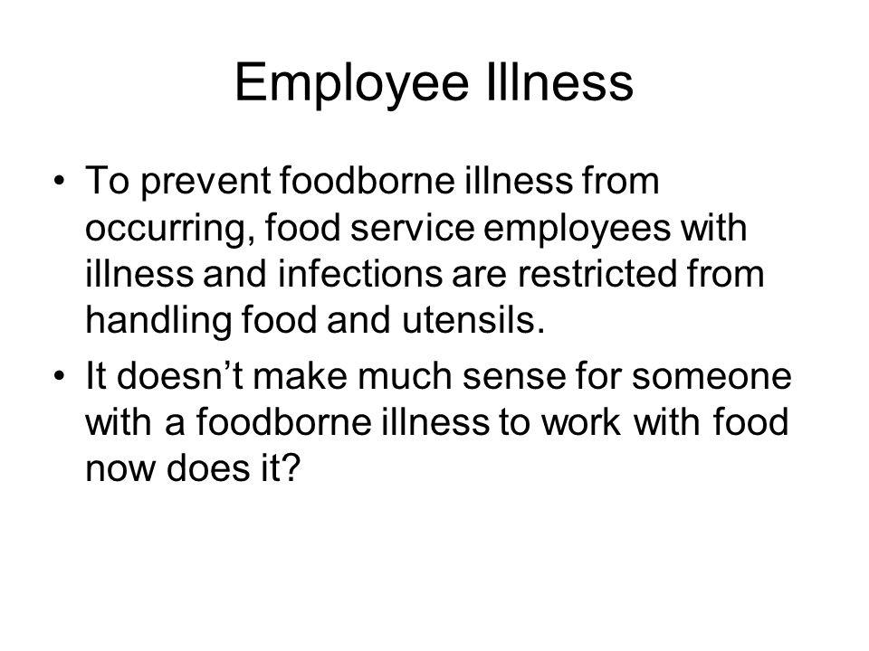 Employee Illness