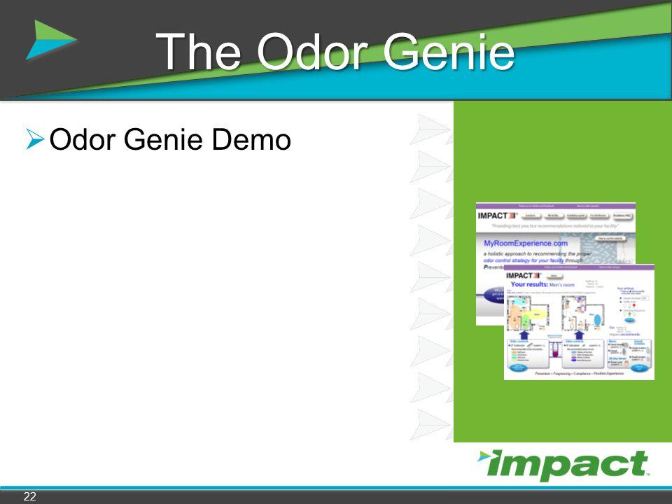 The Odor Genie Odor Genie Demo