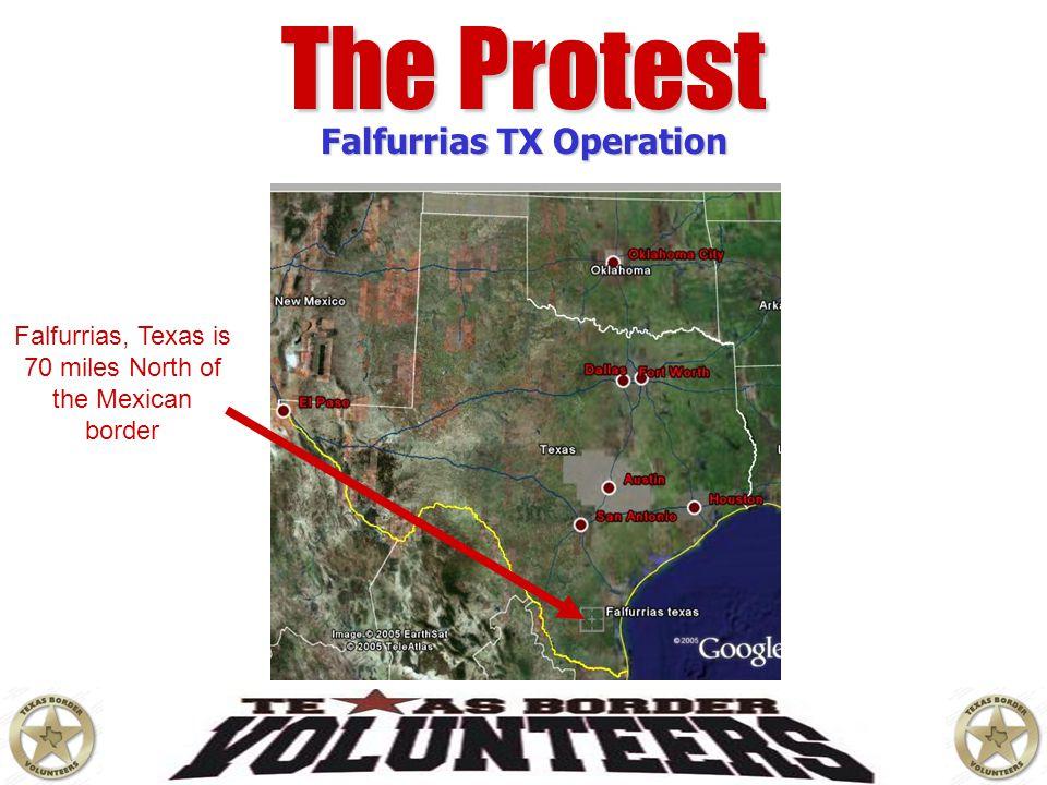 Falfurrias TX Operation