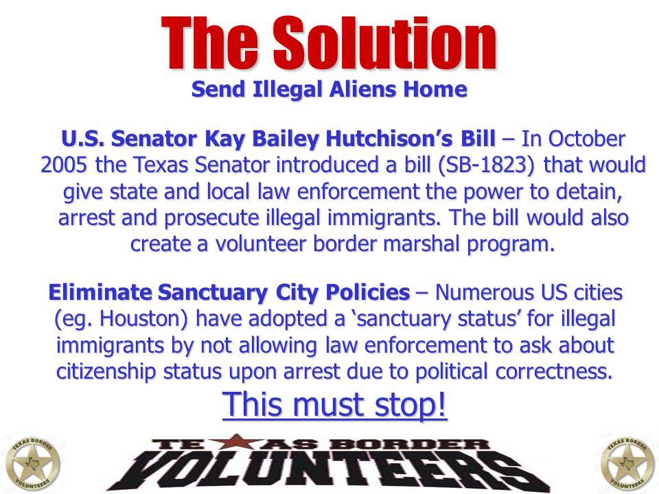 Send Illegal Aliens Home