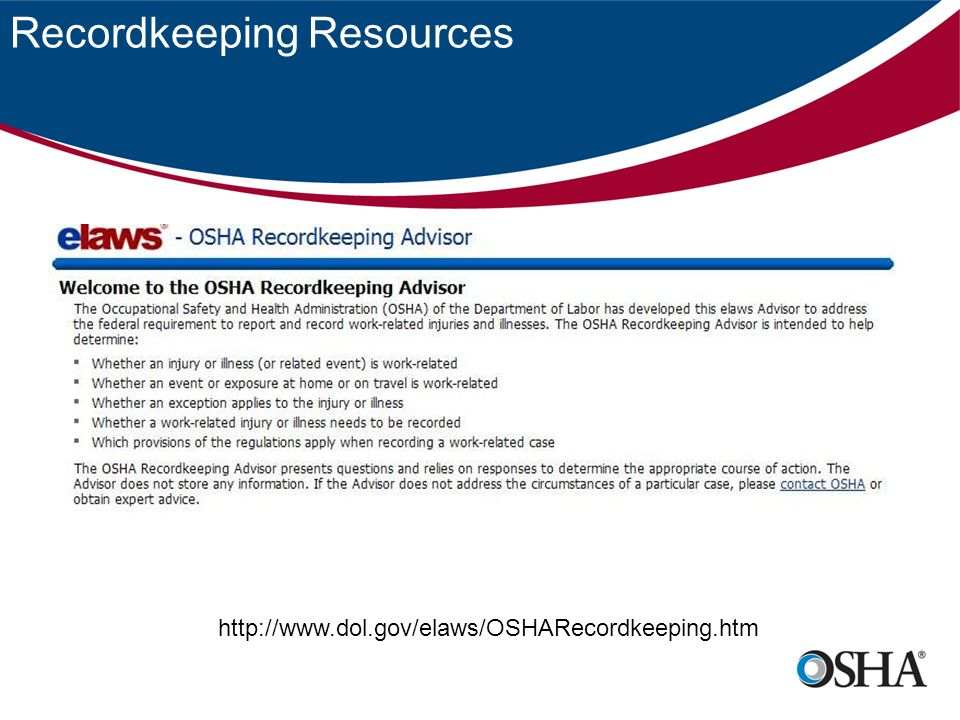 Recordkeeping Resources