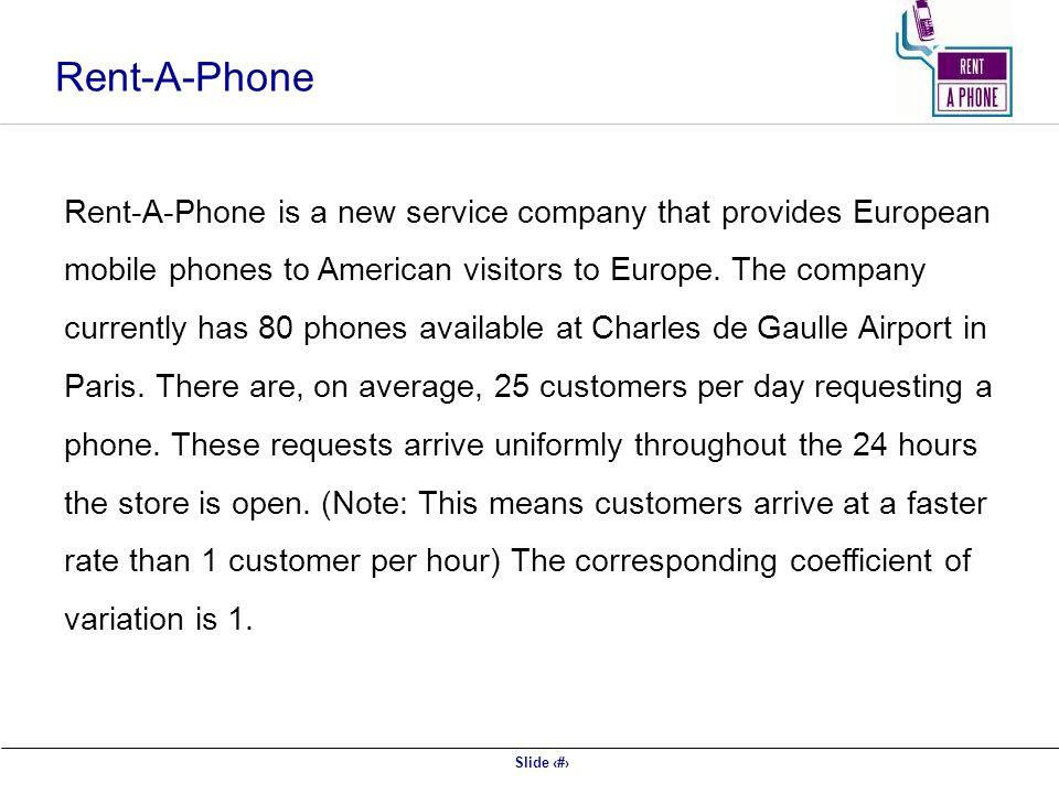Rent-A-Phone
