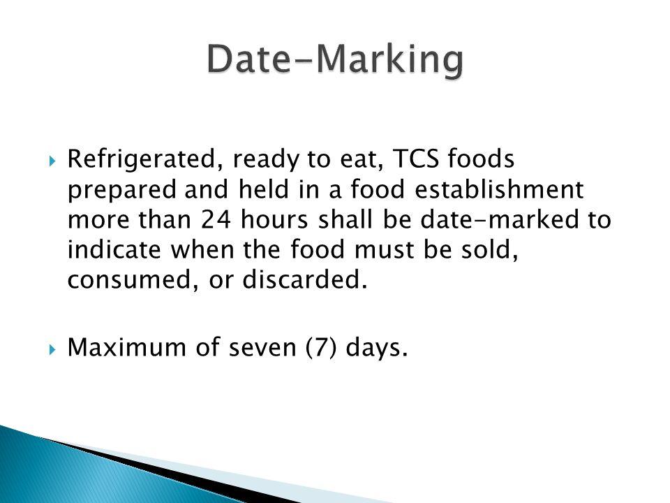 Date-Marking