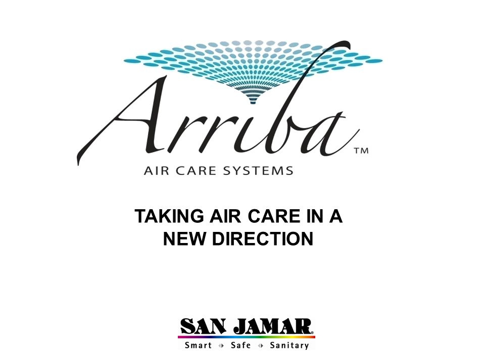 TAKING AIR CARE IN A NEW DIRECTION