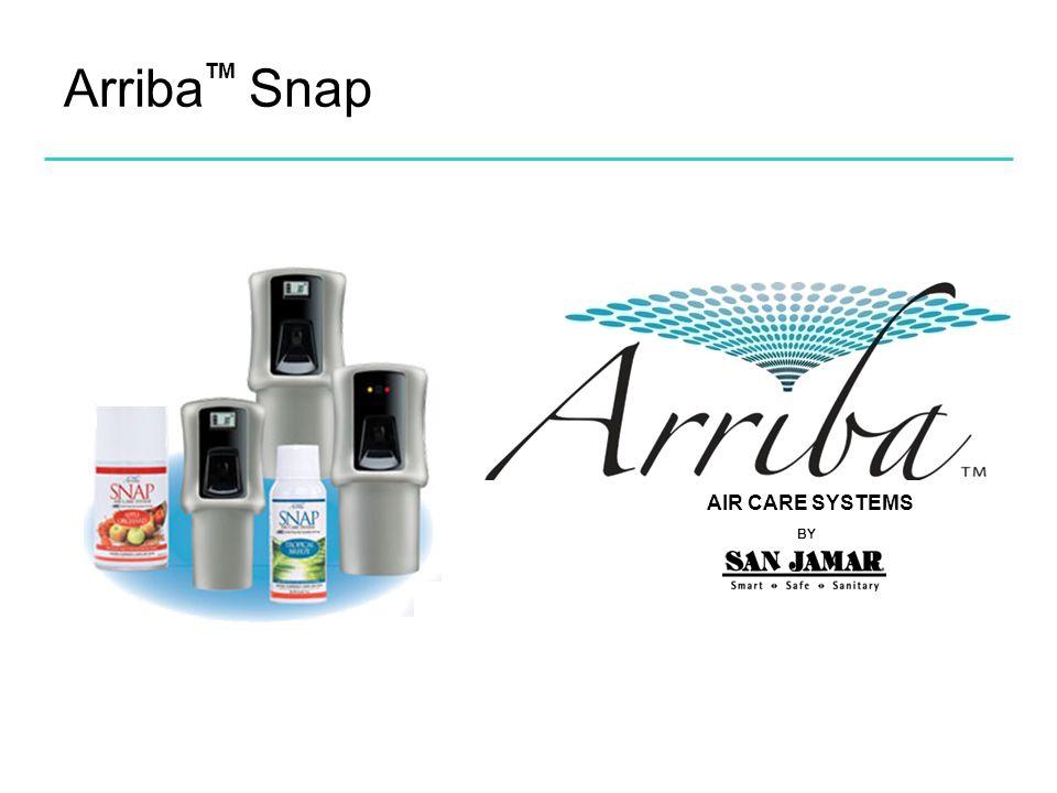 Arriba Snap TM AIR CARE SYSTEMS BY