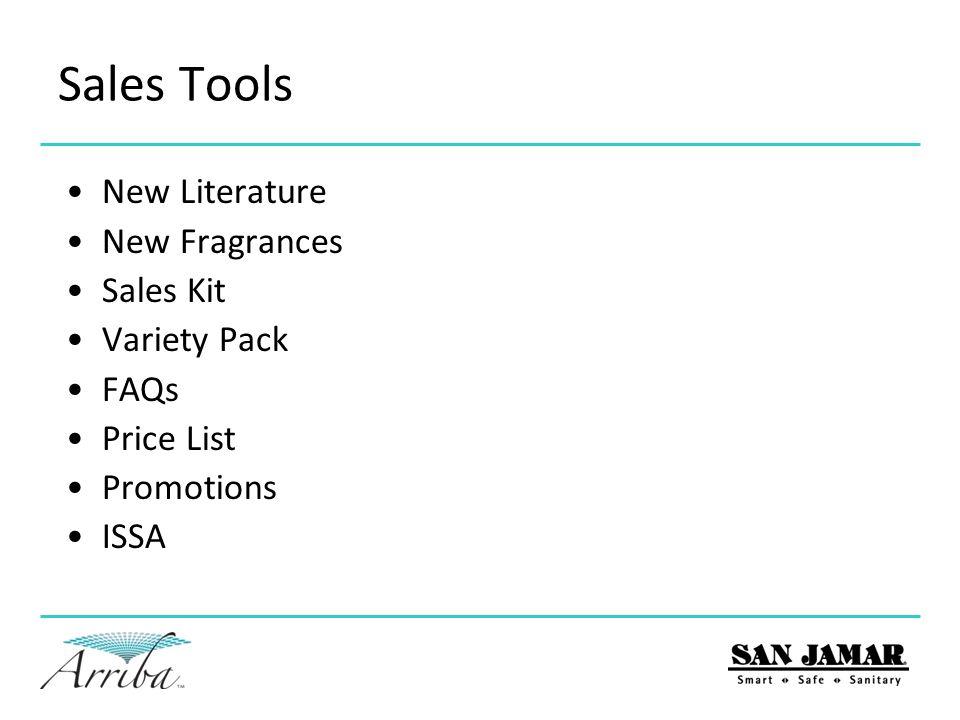 Sales Tools New Literature New Fragrances Sales Kit Variety Pack FAQs