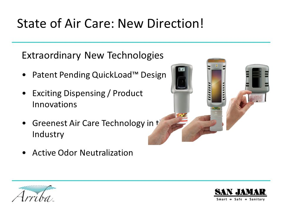 State of Air Care: New Direction!