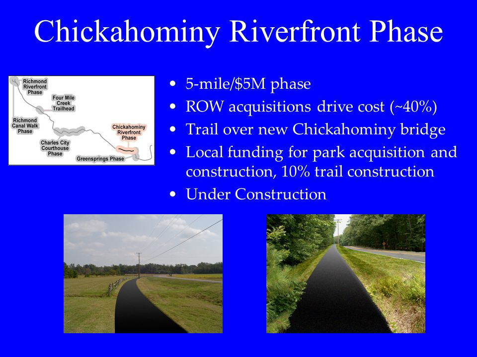 Chickahominy Riverfront Phase