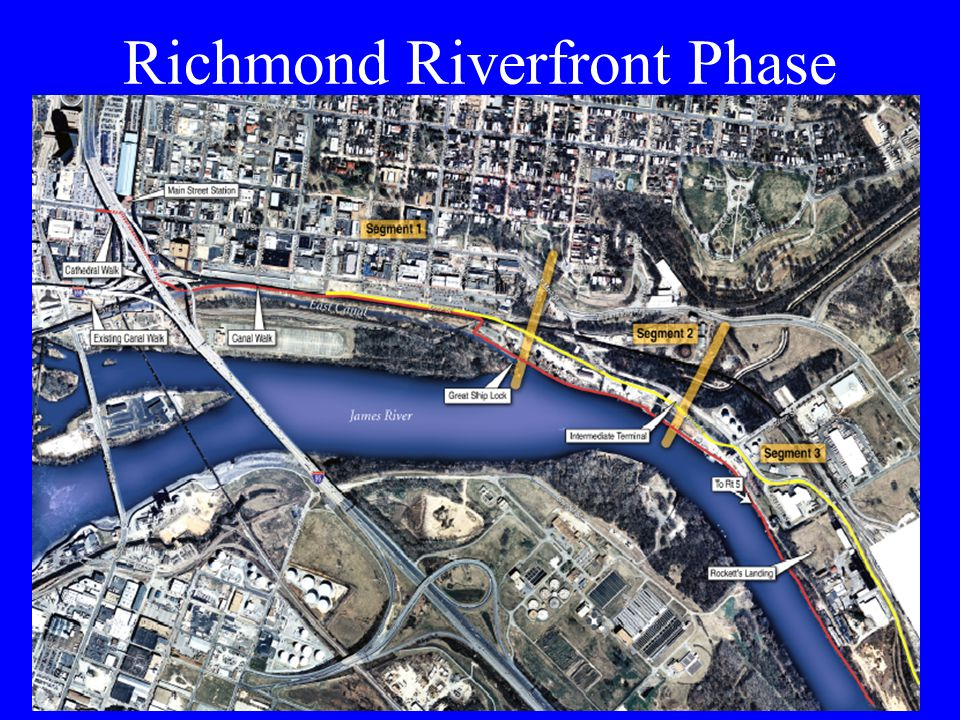 Richmond Riverfront Phase