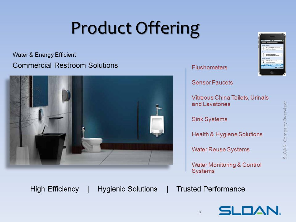 High Efficiency | Hygienic Solutions | Trusted Performance