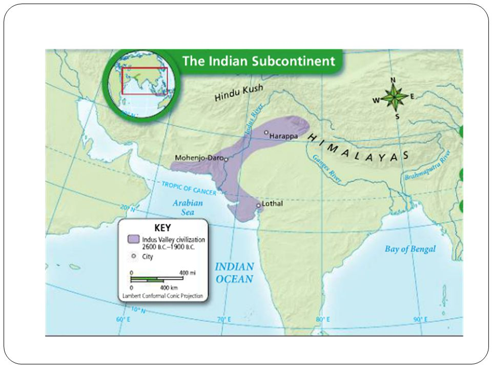 Discuss that the two major cities Harappa and Mohenjo Daro are part of the 1st Indus Valley Civilization