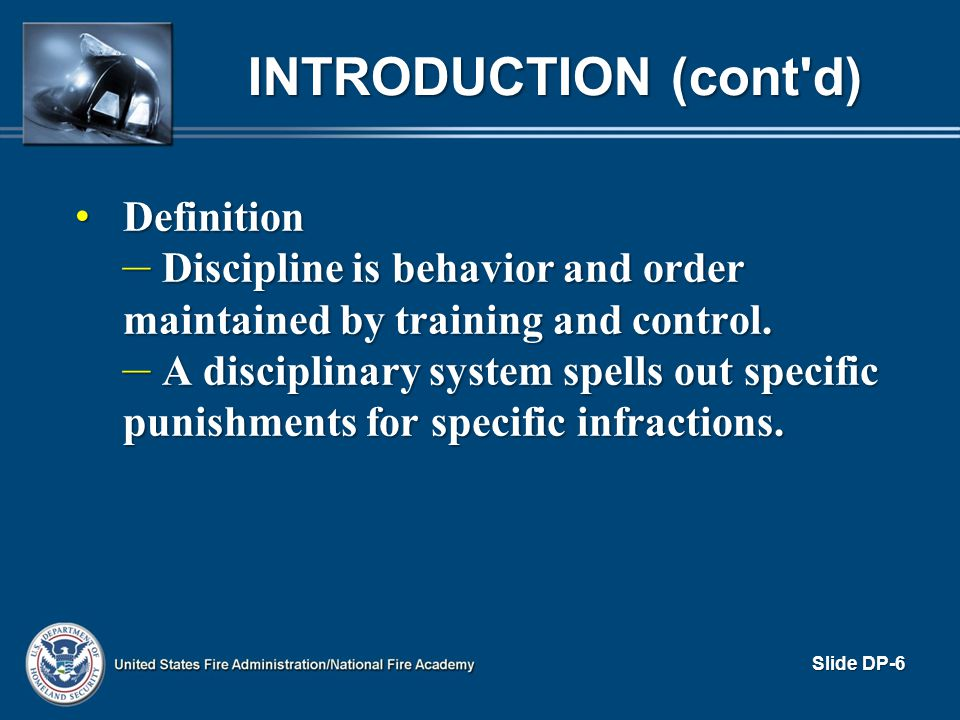 Discipline At The Company Level Ppt Video Online Download