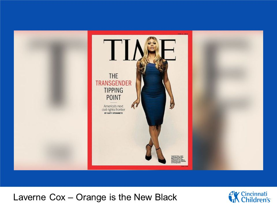 Laverne Cox – Orange is the New Black