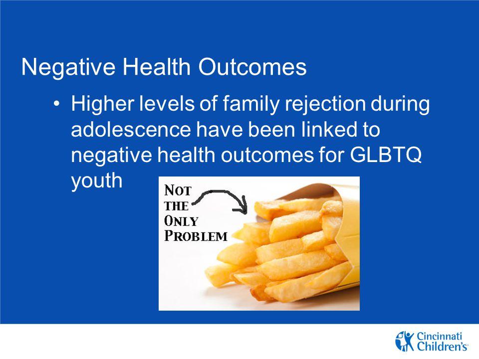 Negative Health Outcomes