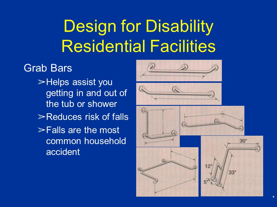 Design for Disability Residential Facilities