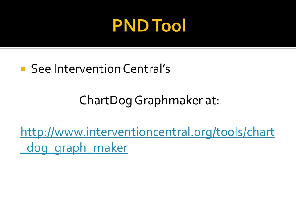 ChartDog Graphmaker at: