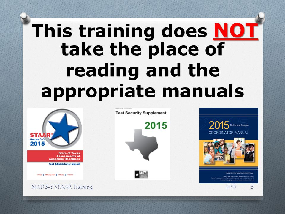take the place of reading and the appropriate manuals