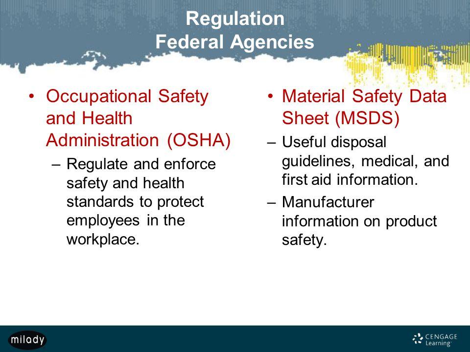 Regulation Federal Agencies