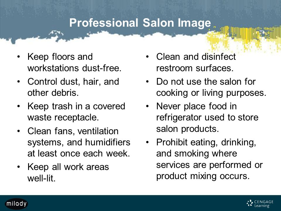 Professional Salon Image