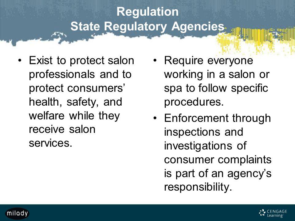 Regulation State Regulatory Agencies