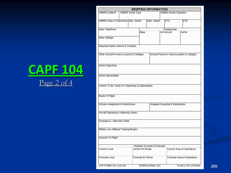 CAPF 104 Page 2 of 4 13.10.