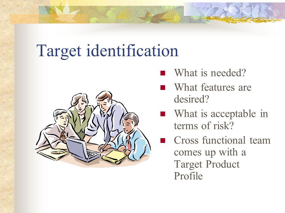 Target identification