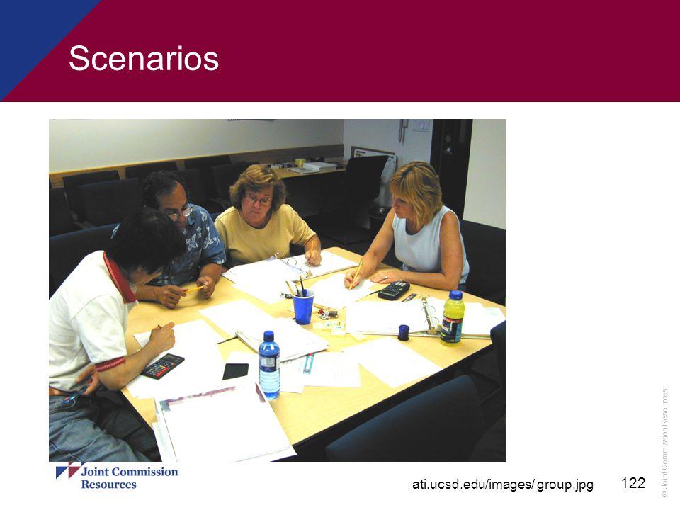 Scenarios ati.ucsd.edu/images/ group.jpg