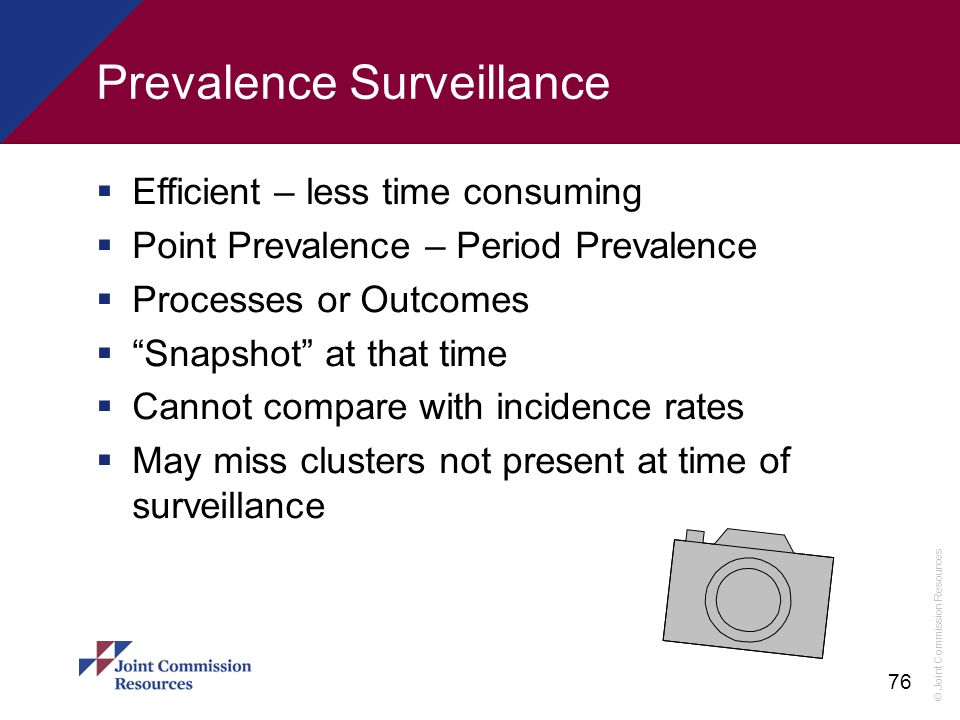 Prevalence Surveillance