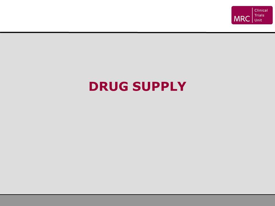 DRUG SUPPLY