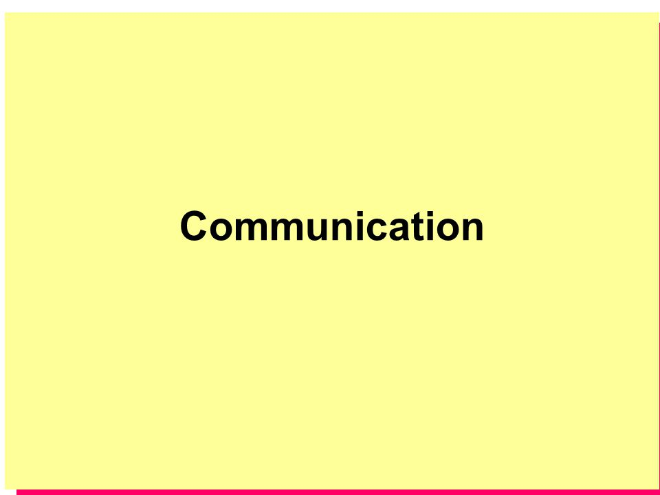 Communication Ethical Considerations