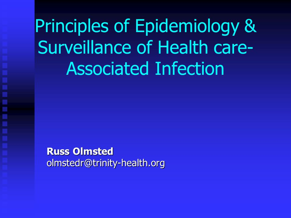 Russ Olmsted olmstedr@trinity-health.org