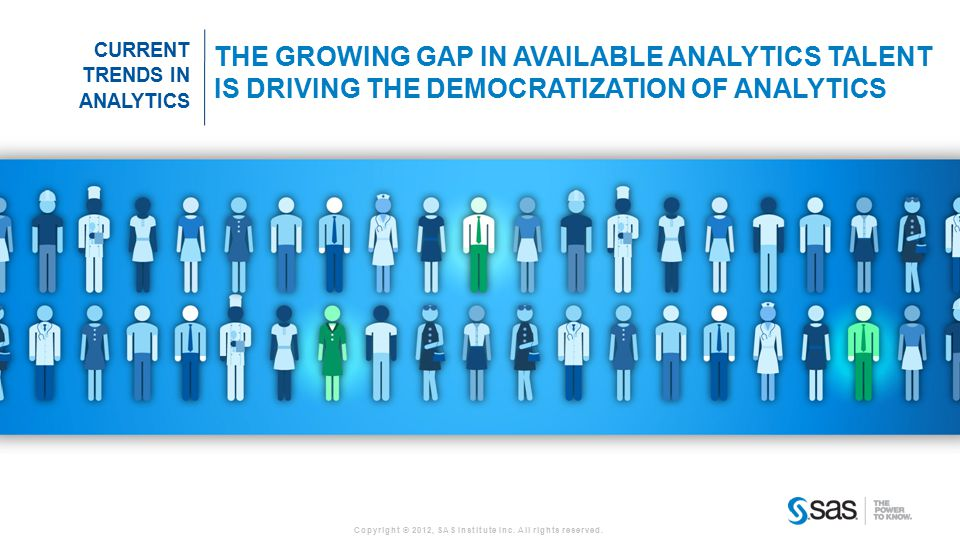 Current Trends in Analytics