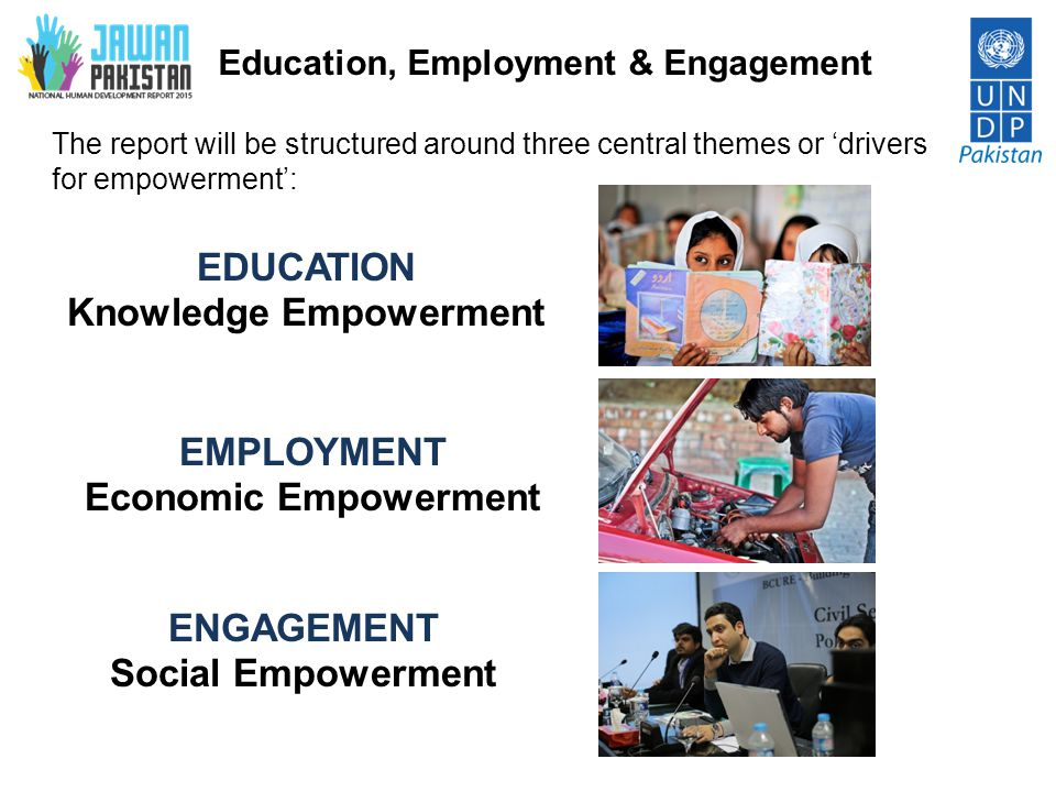 Education, Employment & Engagement Knowledge Empowerment