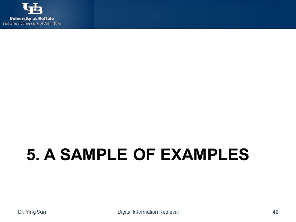 Digital Information Retrieval