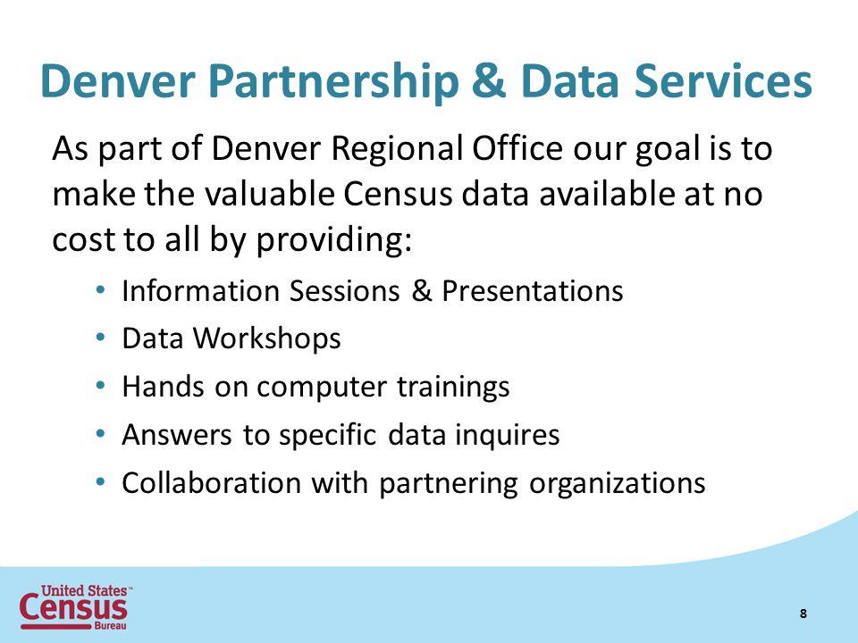 Denver Partnership & Data Services