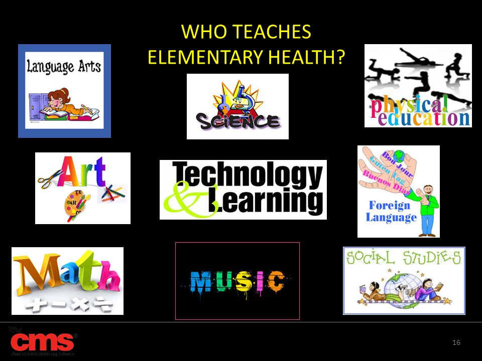 WHO TEACHES ELEMENTARY HEALTH