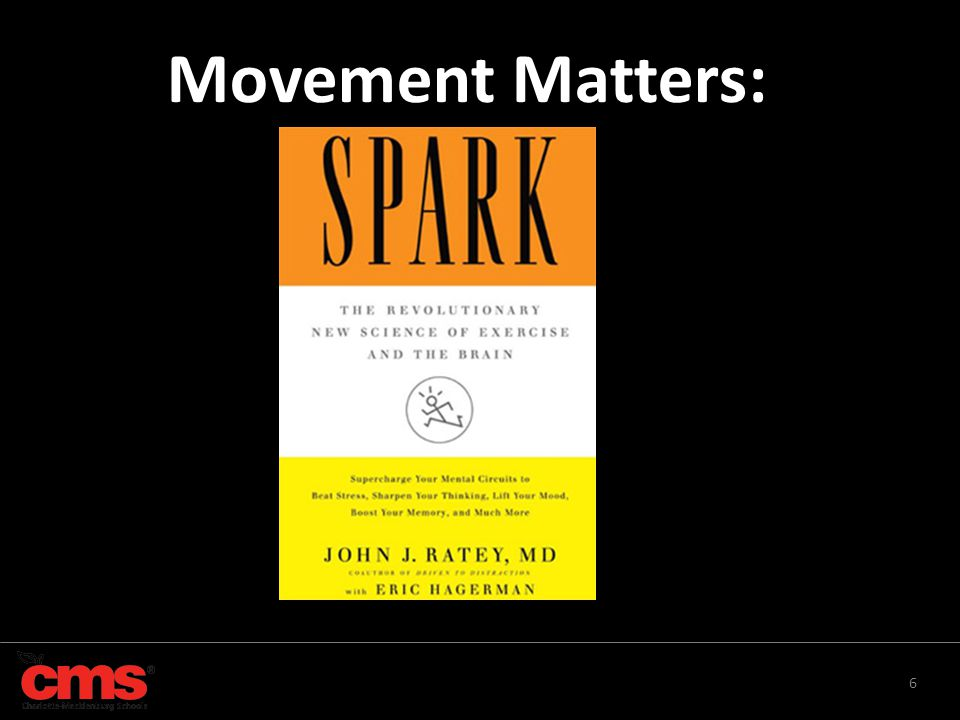 Movement Matters:
