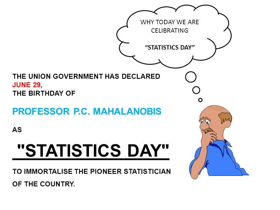 WHY TODAY WE ARE CELIBRATING
